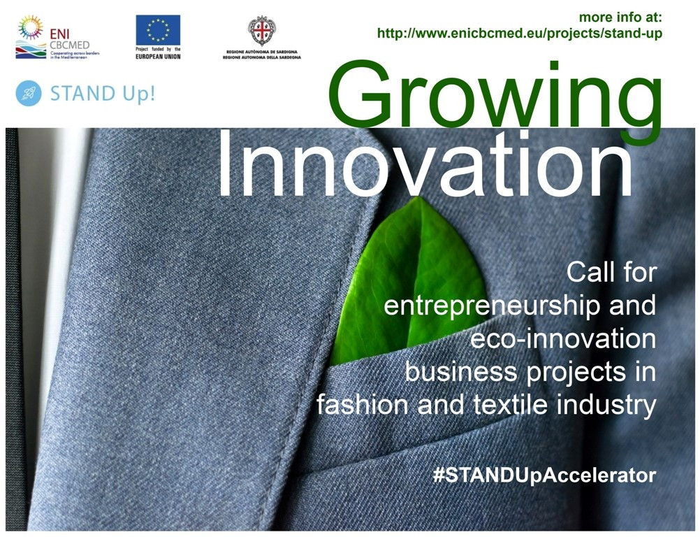STAND Up! Programme d'innovation croissante