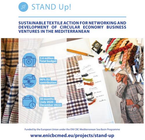 Lancement du projet STAND Up!