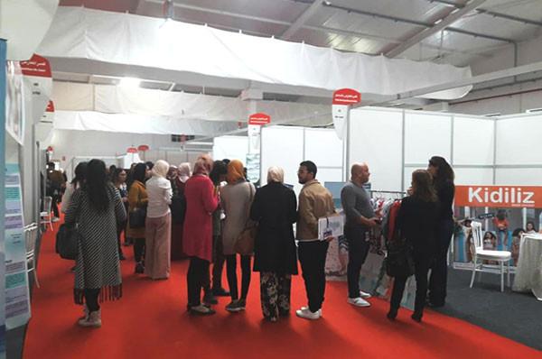 Le CETTEX au Salon de l'emploi du textile et de l'habillement