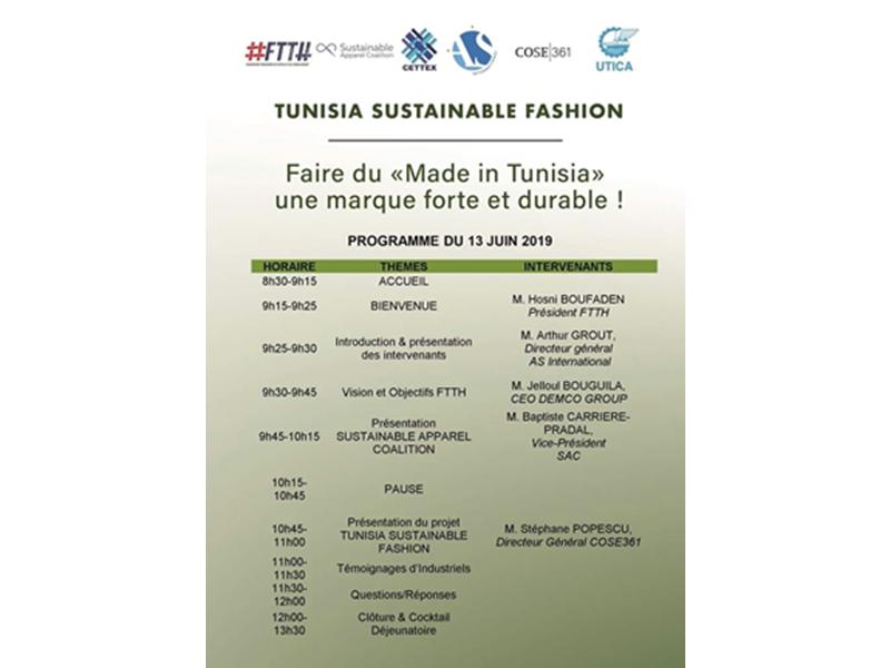 Tunisia Sustainable Fashion